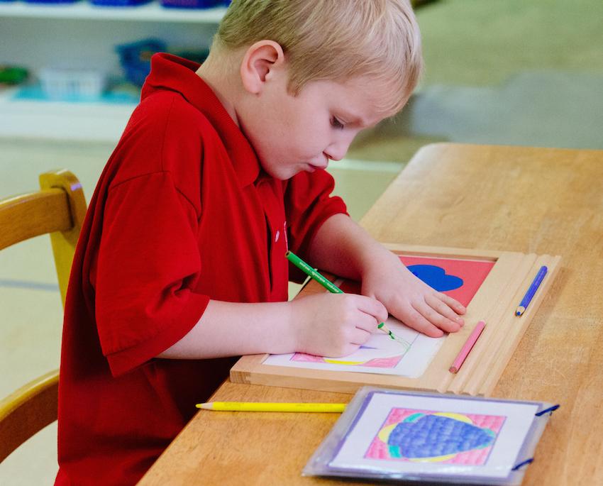 Montessori Tampa Language