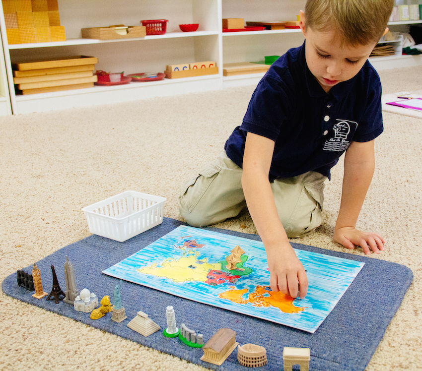 the curriculum of montessori Pros and cons of a montessori education as parents, we have many different factors to take into consideration when it comes to choosing the right school.